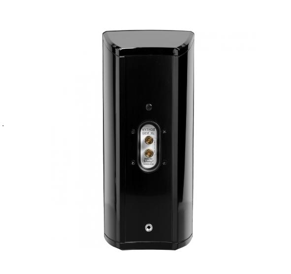 Definitive Technology Mythos Gem Xl Speaker Single Black