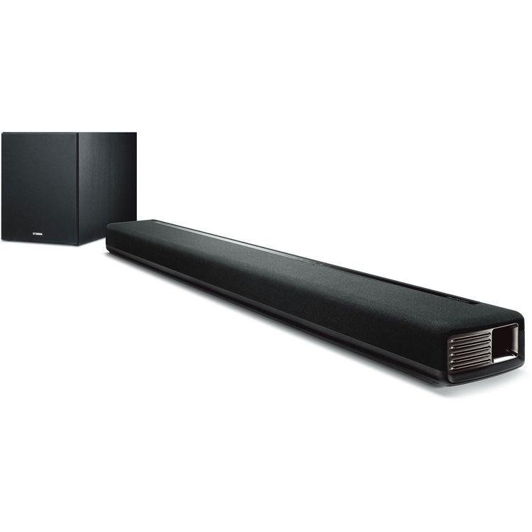 Yamaha YAS-706 MusicCast Wireless Multiroom Sound Bar System