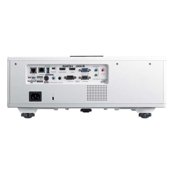 Optoma ProScene ZU610T-W -  6000 ANSI lumens 3D WUXGA DLP Laser Projector - White