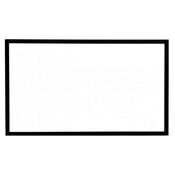 audio solution u0026 39 s fixed frame projector screen