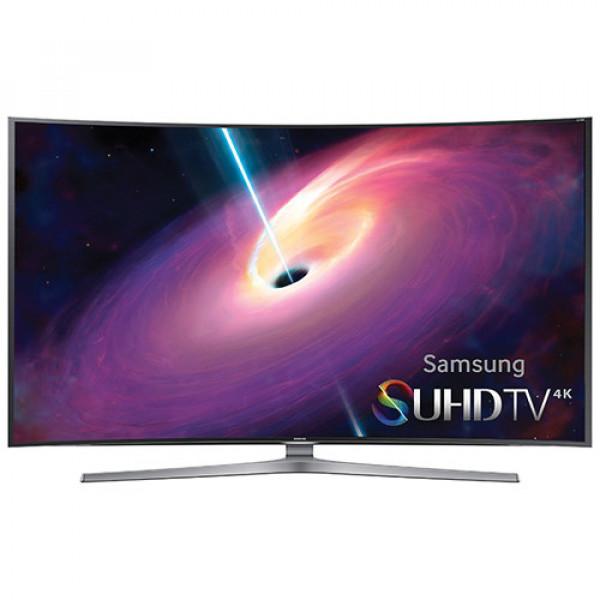 Samsung UN65JS9000 Curved 65-Inch 4K Ultra HD 3D Smart LED TV