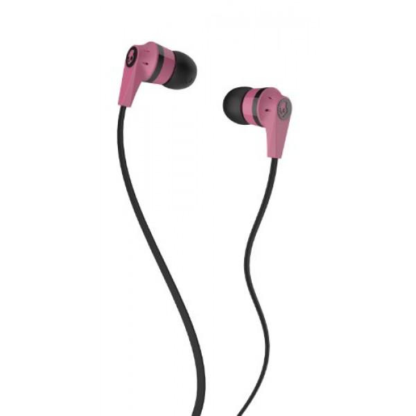 Skullcandy Ink'd (Discontinued by Manufacturer) - Pink/Black