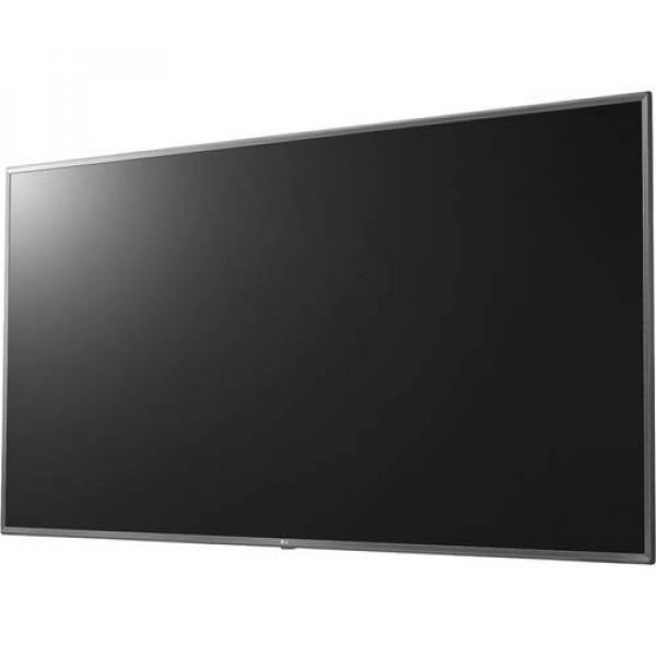 LG Electronics - 75UT640S0UA - LG 75 UT640S Series UHD Commercial Signage TV - 75 LCD - 3840 x 1080 - LED - 315 Nit - 2160p - HDMI - USB - SerialEthernet - Black - TAA Compliant