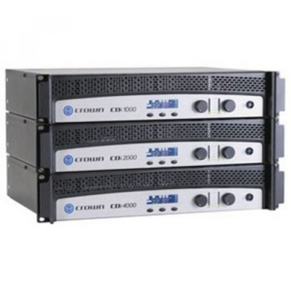 Crown CDi4000 Power Amplifier