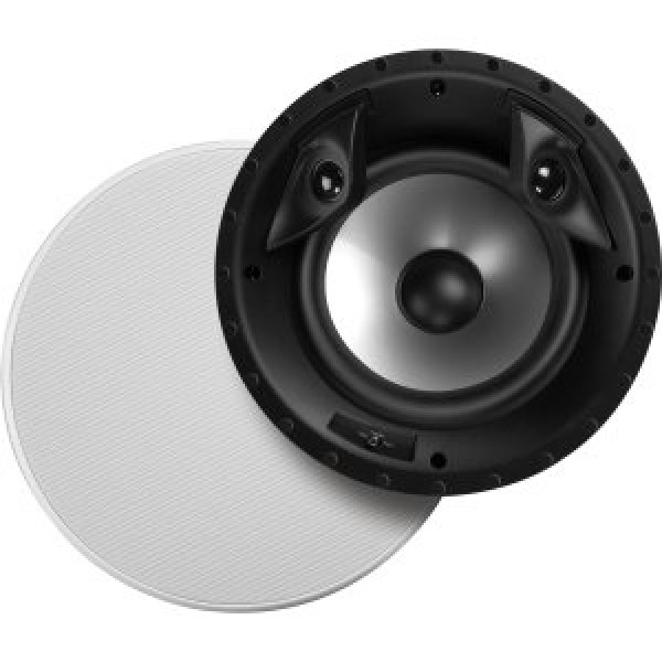 Polk Audio 80 F/X RT In-Ceiling Surround Loudspeaker with Dual Tweeters and 8-Inch Driver