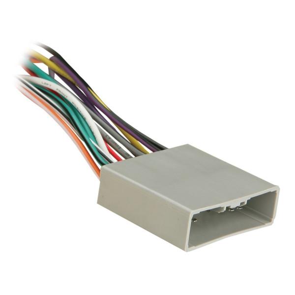 Metra 70-1722 Receiver Wiring Harness
