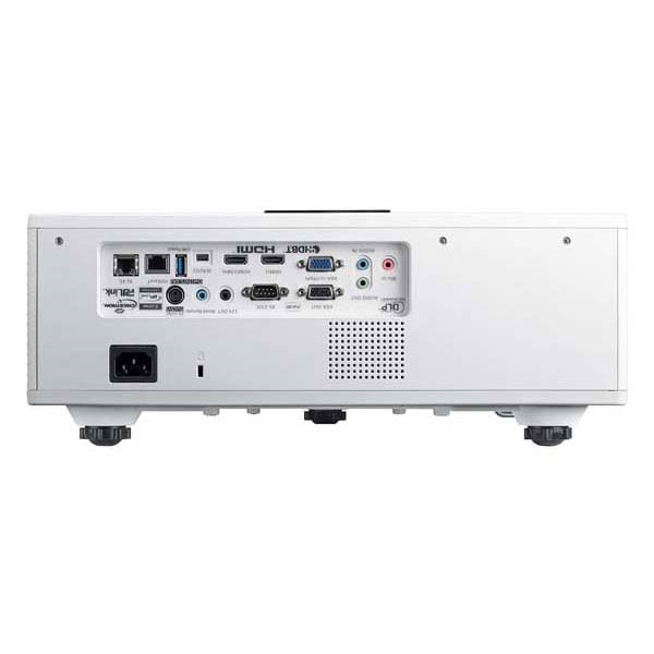 Optoma ZU500T - 3D 5000L WUXGA DLP Laser Conference Room Projector - White