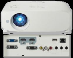 Panasonic PT-VW540U WXGA 5500 Lumen Portable LCD Projector