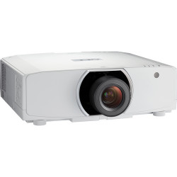 NEC Corporation NP-PA653U-41ZL LCD Projector - White