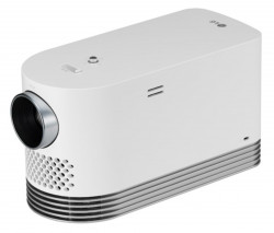 LG - HF80JA 1080p Wireless Smart DLP Projector