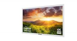 SunBriteTV SB-S-55-4K-WH Outdoor 55-Inch Signature 4K Ultra HD LED TV - White