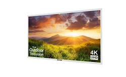 SunBrite SB-S-65-4K-WH Outdoor 65-Inch Signature 4K Ultra HD LED TV in White
