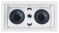 SpeakerCraft AIM LCR 1 In-Wall Speaker - Each (White)
