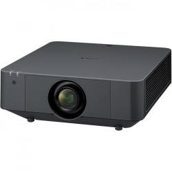 Sony VPL-FHZ75 - 3LCD Laser projector - 6500 lumens - WUXGA 1080p (1920 x 1200) - 16:10 - Standard Lens - LAN- Black