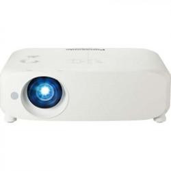 Panasonic PT VZ585NU - WUXGA 1080p 3LCD Projector with Speaker - 5000 lumen