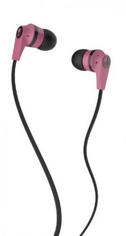 Skullcandy Ink'd (Discontinued by Manufacturer) - Pink/Black