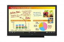 "Sharp PN-L703B 70"" Edge-Lit LED Backlight Interactive Display System"