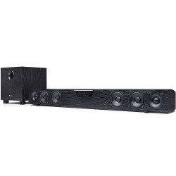 Pioneer SP-SB23W Sound Bar System - for home theater - 218W RMS - Wireless