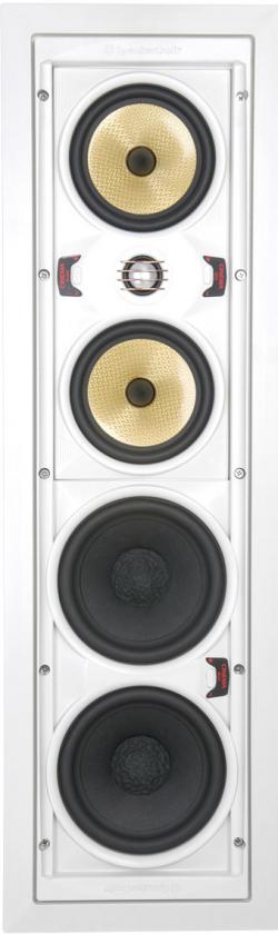 SpeakerCraft AIM Cinema 5 Single In-Wall Speaker - ASM71551