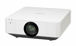 Sony VPL-FHZ75 - 3LCD Laser projector - 6500 lumens - WUXGA 1080p (1920 x 1200) - 16:10 - Standard Lens - LAN- White