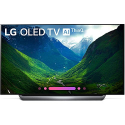 LG OLED55C8 / OLED55C8AUA / OLED55C8AUA 55-Inch 4K Smart OLED TV