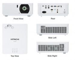 Hitachi LP-WU6500 Laser DLP WUXGA 5000 lumen HDMI Projector