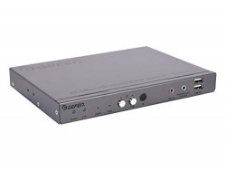 Gefen EXT-UHDKA-LANS-RX 4K Ultra HD HDMI KVM Over IP-Receiver Package