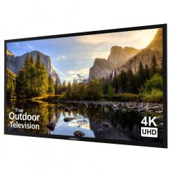SunBriteTV Weatherproof Outdoor 75-Inch Veranda 4K Ultra HD LED TV - SB-7574UHD-BL Black