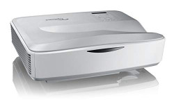 Optoma ZH420UST - 3D Full HD 1080p Ultra Short Throw DLP Projector - White