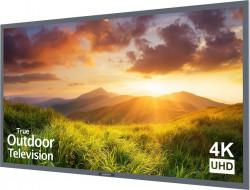 SunBrite SB-S-65-4K-SL Outdoor 65-Inch Signature 4K Ultra HD LED TV in Silver