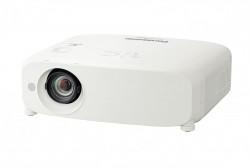 Panasonic PT VZ470U - WUXGA 1080p 3LCD Projector with Speaker - 4400 lumen