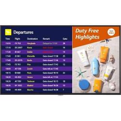 LG 55UH7F-B Digital Signage Display - 55 LCD - 3840 x 2160 - Edge LED - 700 Nit - 2160p - HDMI - U
