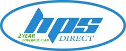 HPS Direct 2 Year TV/Monitor Carry-In Extended Service Plan under $500.00