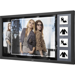"NEC V801-TM 80"" LED Backlit Touch Integrated Large Screen Display"