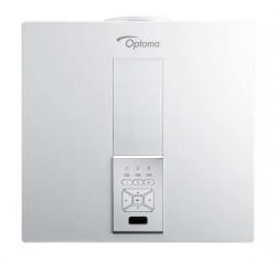 Optoma ZU500TST - 3D WUXGA 1080p Short Throw DLP Laser Projector - 5300 ANSI lumens