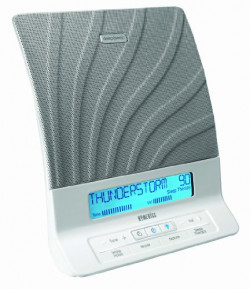 Homedics HDS-2000 Deep Sleep II Relaxation Sound and White Noise Machine