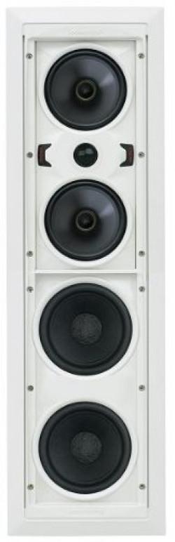 SpeakerCraft AIM Cinema 1 Pivoting In-wall Cinema Speaker - ASM71511