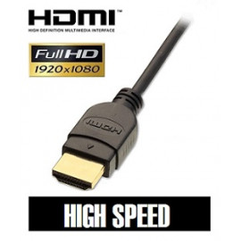Audio Solutions High Speed 1080p HDMI Cable -100FT (HS100FTHDMI)
