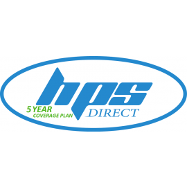HPS Direct 5 Year TV/Monitor IN-HOME Extended Service Plan under $10000.00