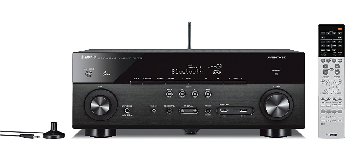 Yamaha rx a1050 aventage network av receiver for Yamaha receiver customer support phone number