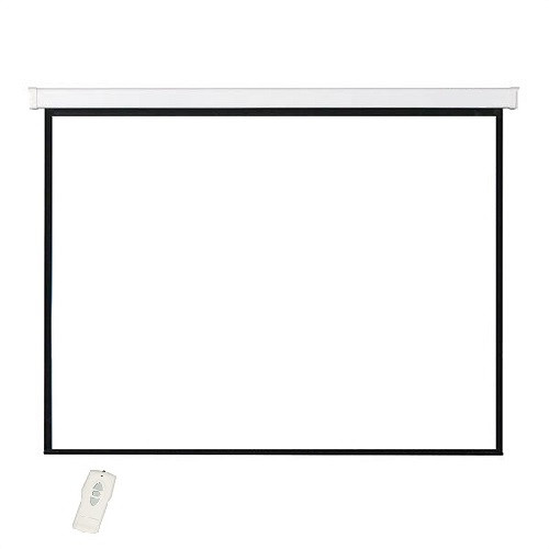 Audio solution 39 s electric projector screen 120 inch for 130 inch motorized projector screen