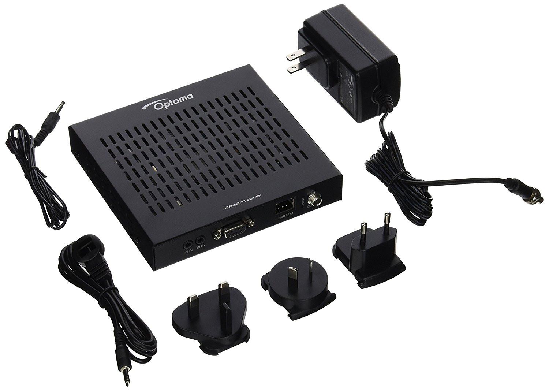 Optoma 4K100TX HDCP 2 2 input HDBaseT Transmitter